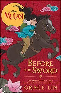 Mulan Grace Lin Cover
