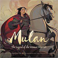 Mulan Faye Lynn Wu Cover