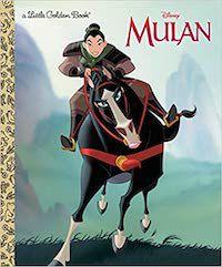 Mulan Gina Ingoglia Cover