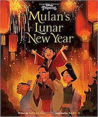 Mulan's Lunar New Year Cover