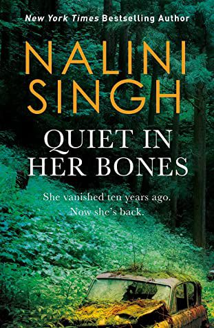 Quiet in Her Bones book cover