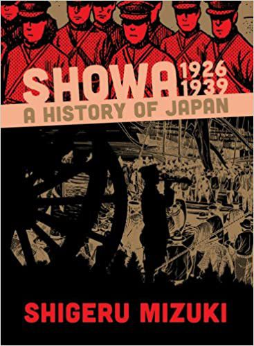 Showa a History of Japan cover