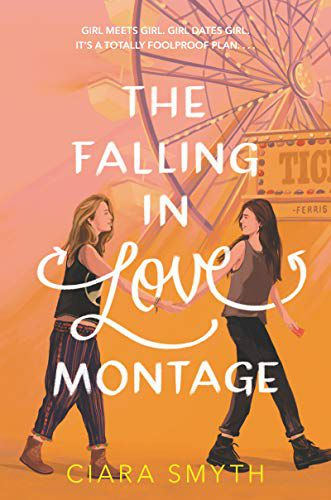 The Falling in Love Montage by Ciara Smyth Cover