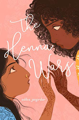 The Henna Wars by Abida Jaigirdar Cover