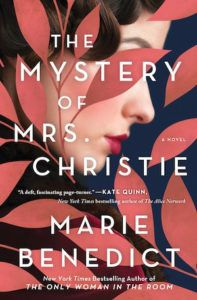 TheMysteryofMrs.Christie Cover