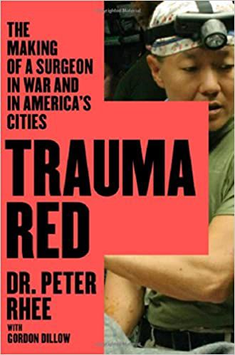 Trauma Red Cover