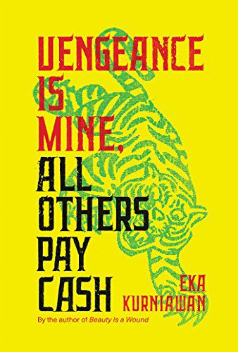 Vengeance is Mine All Others Pay Cash cover