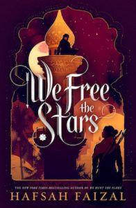 WeFreeTheStars Cover