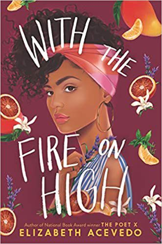 cover of With the Fire on High