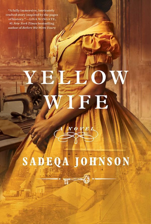 yellow wife cover