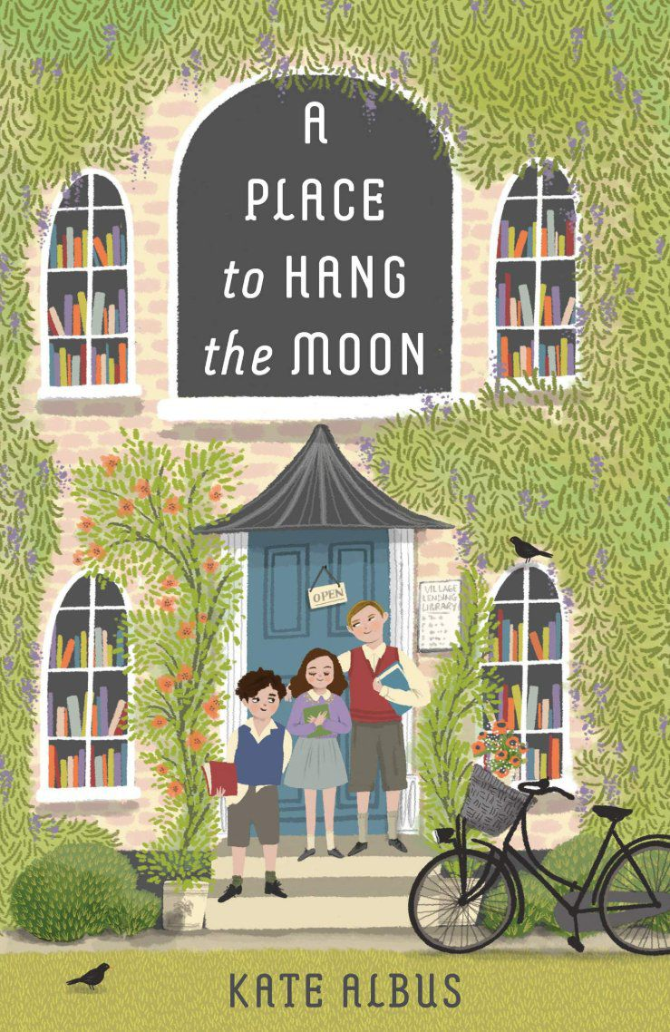 a place to hang the moon