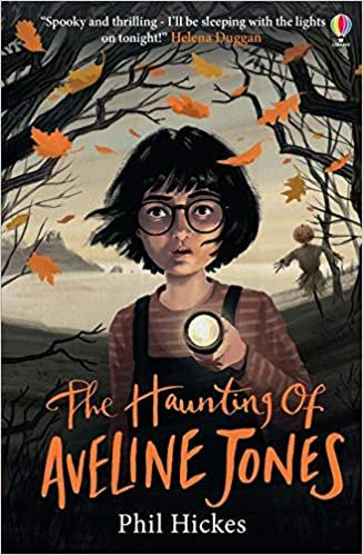 The Haunting of Aveline Jones cover