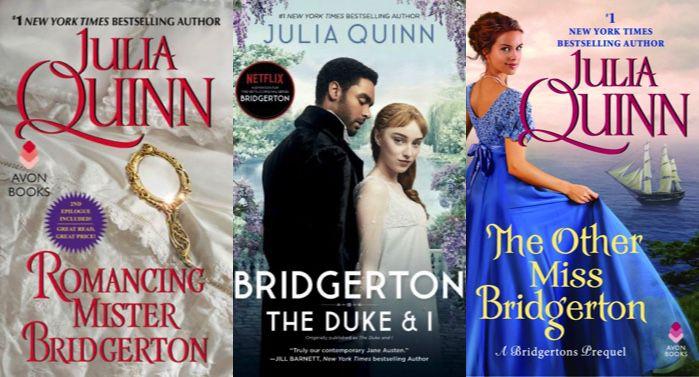 bridgerton books