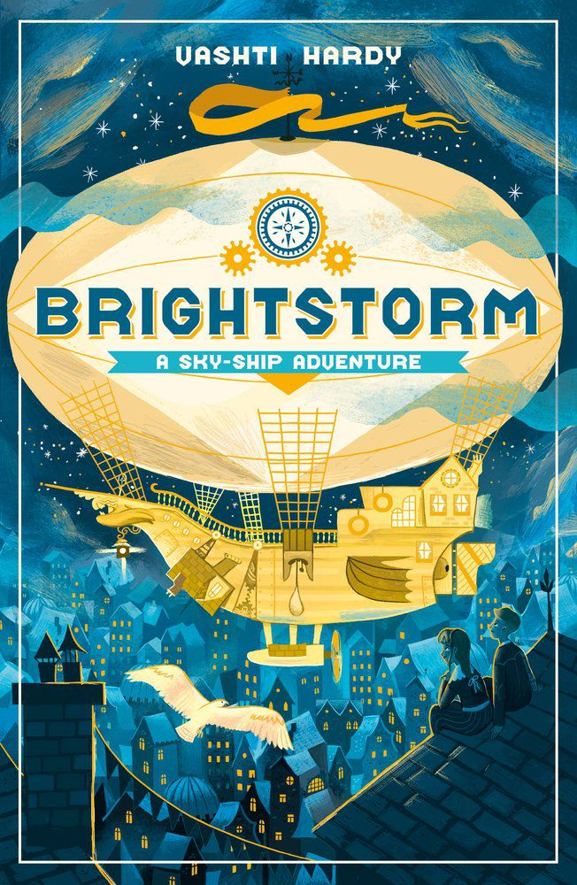 Brightstorm cover