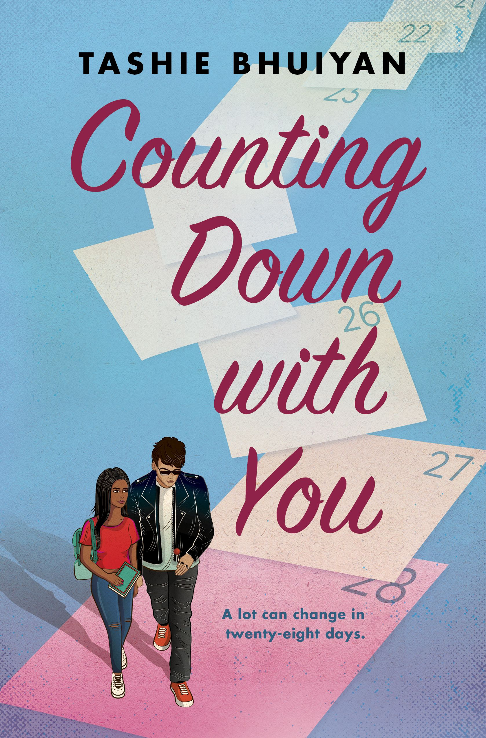 Counting Down with You from Fake Dating Books 2021 | bookriot.com