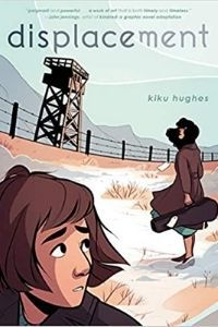 Displacement by Kiku Hughes cover