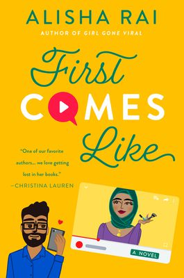 First Comes Like from Fake Dating Books 2021 | bookriot.com