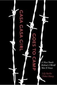 Gasa Gasa Girl Goes to Camp by Lily Yuriko Nakai Havey cover
