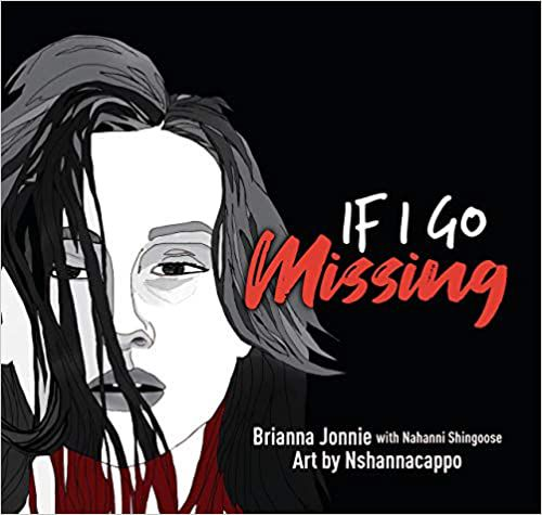 If I Go Missing by Brianna Jonnie cover
