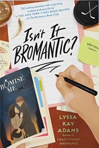 Isn't It Bromantic from Fake Dating Books 2021 | bookriot.com