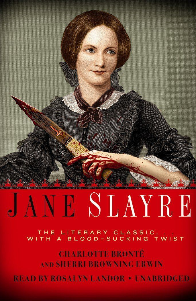 Jane Slayre cover