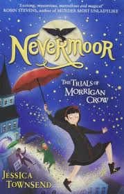 Nevermoor cover