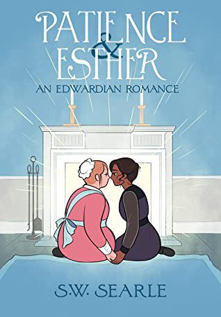 Cover by Patience and Esther by S.W. Searle