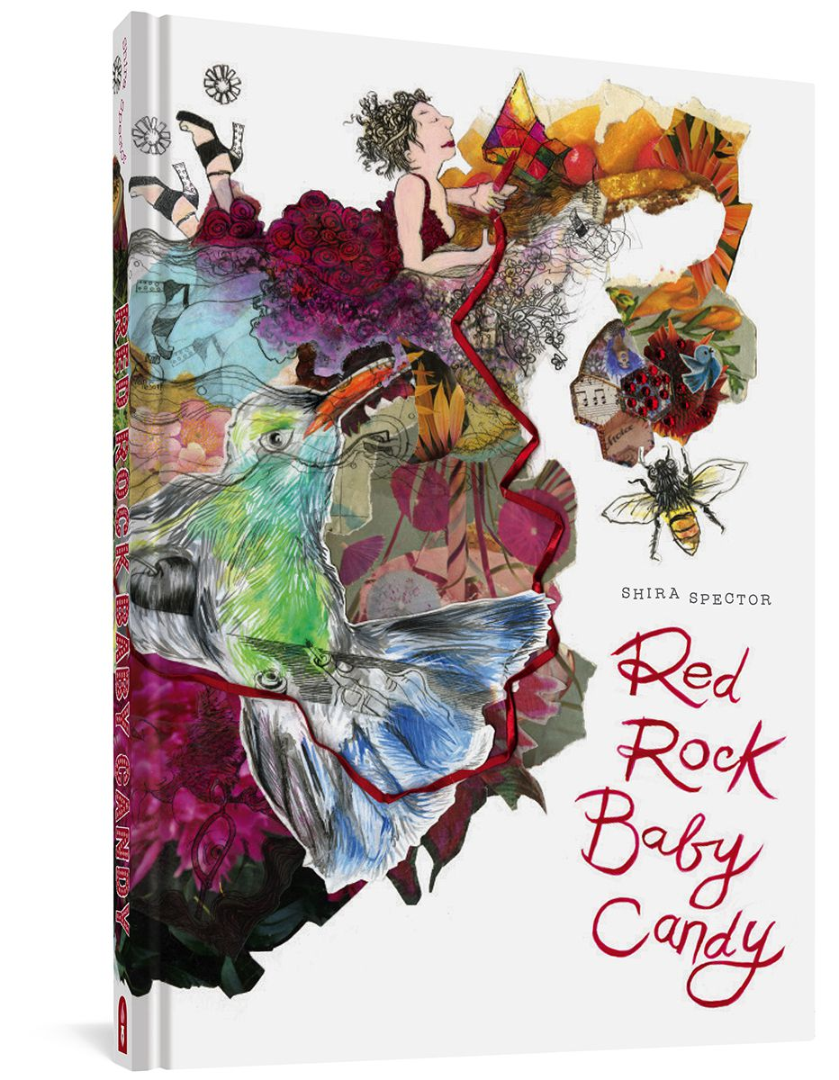 Cover of Red Rock Baby Candy by Shira Spector
