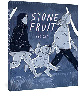 Cover of Stone Fruit by Lee Lai