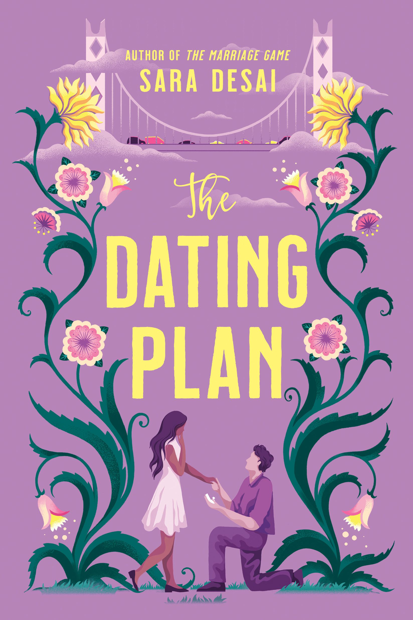 The Dating Plan from Fake Dating Books 2021 | bookriot.com