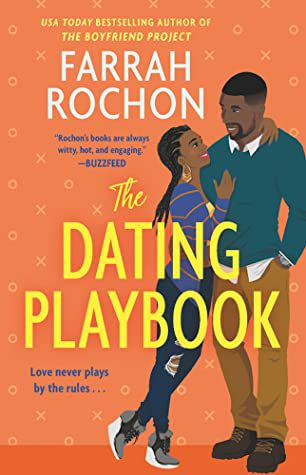 The Dating Playbook from Fake Dating Books 2021 | bookriot.com