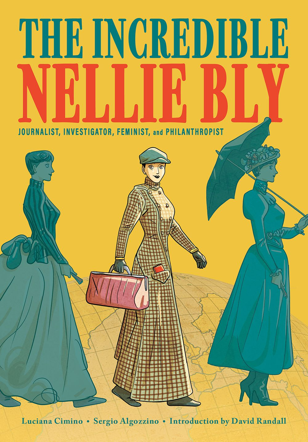 the incredibly nellie bly cover