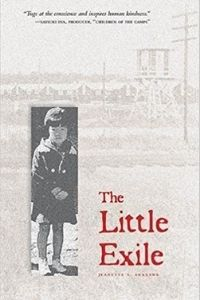 The Little Exile by Jeanette Arakawa cover