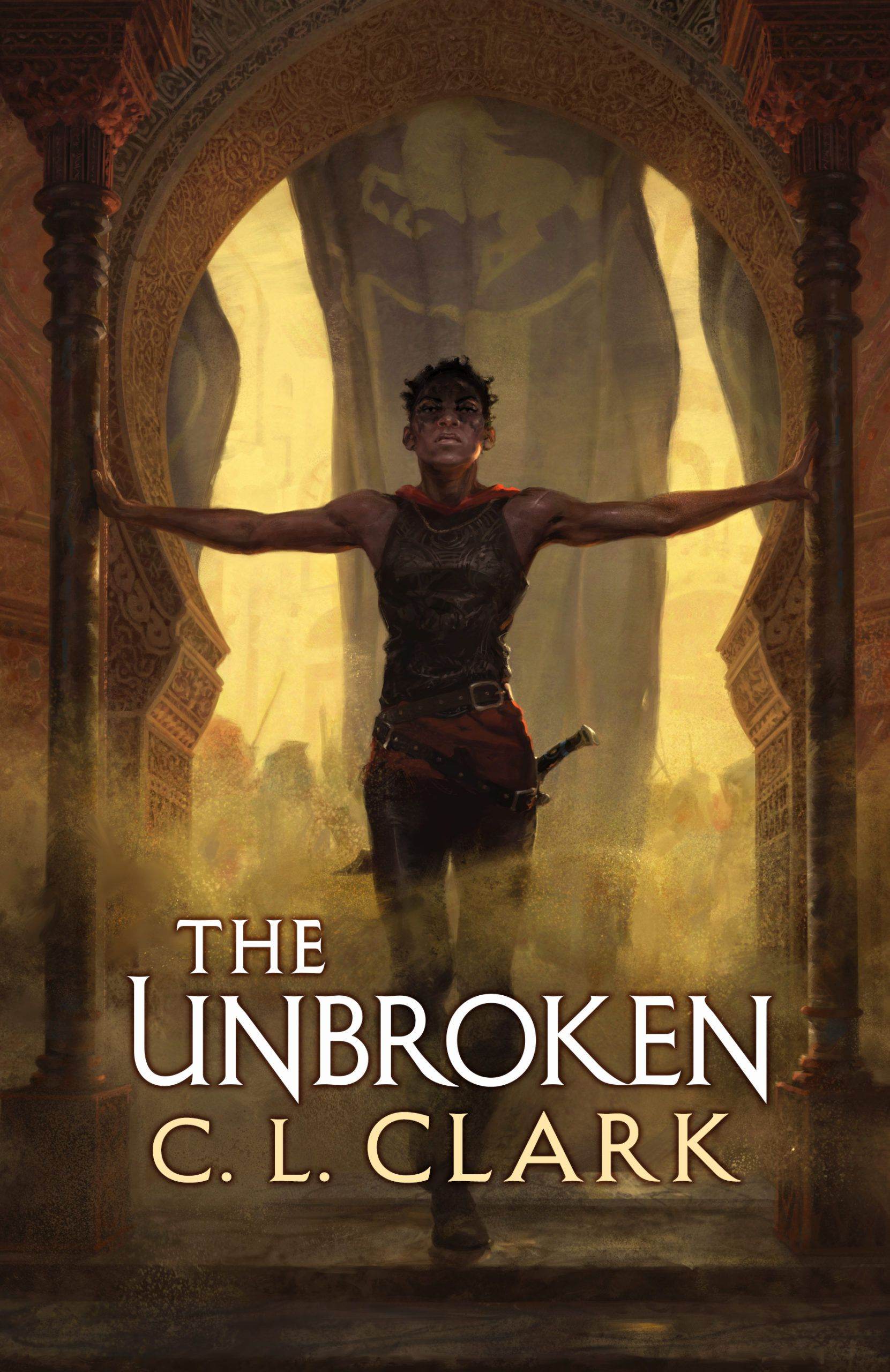the unbroken cl clark cover