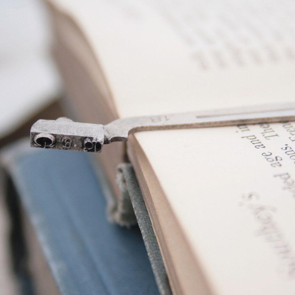 type key bookmark