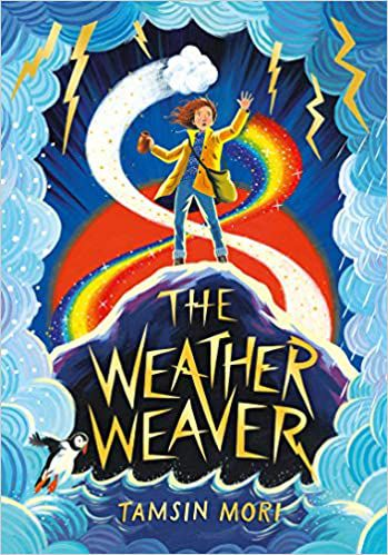 The Weather Weaver cover