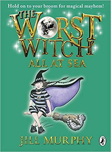 The Worst Witch All At Sea cover