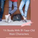 ya books with 19 year old main characters