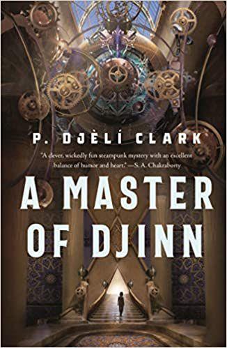 A Master of Djinn cover