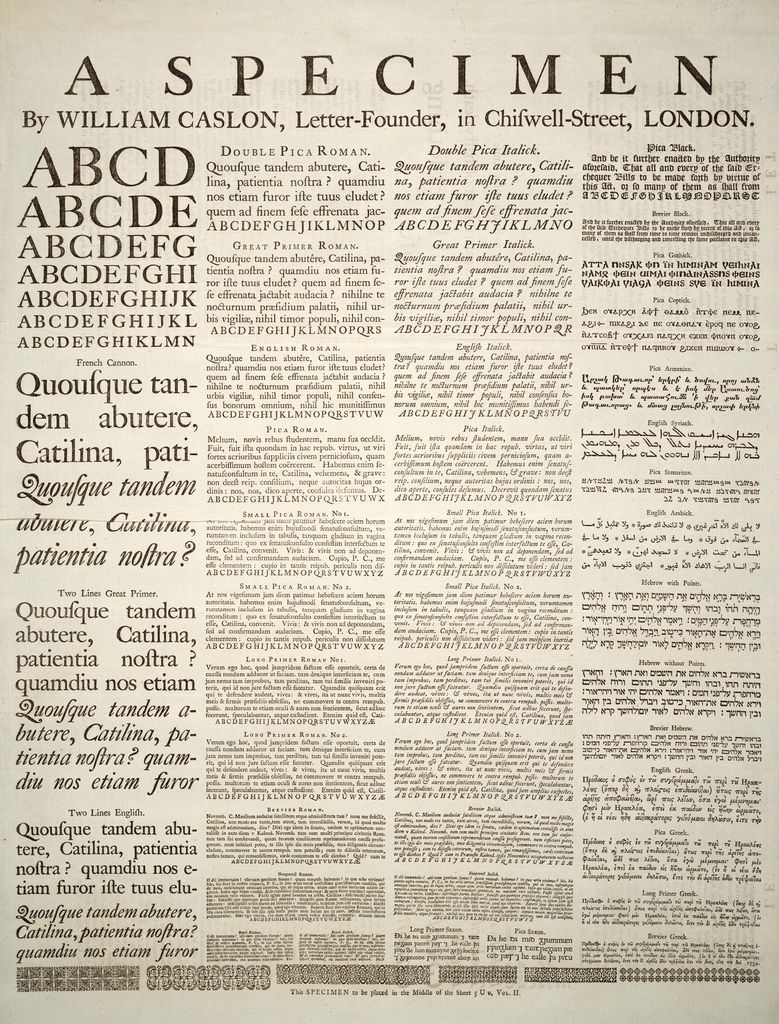 https://en.wikipedia.org/wiki/Typeface#/media/File:A_Specimen_by_William_Caslon.jpg