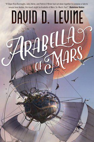 arabella of mars book cover