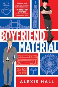 Boyfriend Material Cover