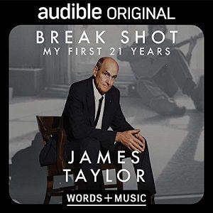 Audible cover of Break Shot