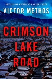 CrimsonLakeRoad Cover