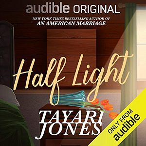 Audible cover of Half Light