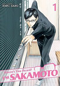 Haven't You Heard? I'm Sakamoto - Nami Sano