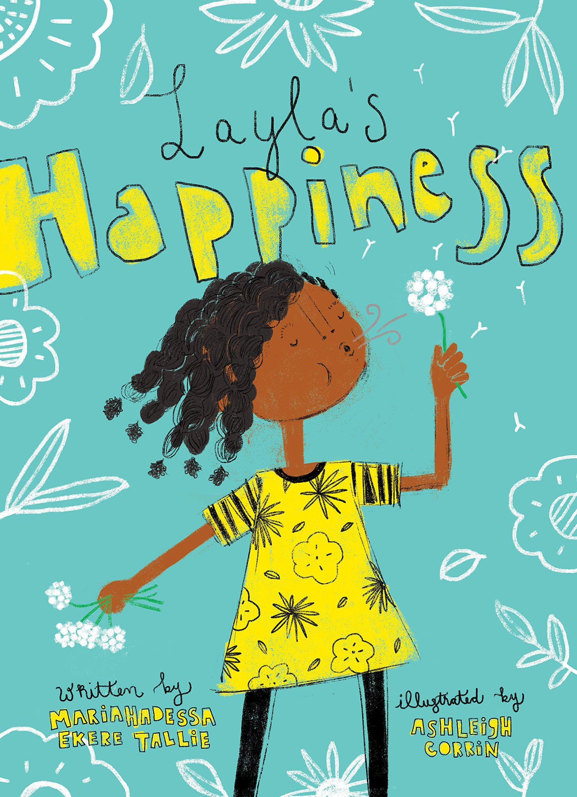 Capa do livro Layla's Happiness