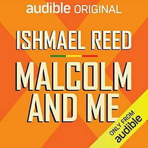 Audible cover of Malcolm and Me