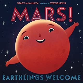 Mars! Earthlings Welcome Book Cover
