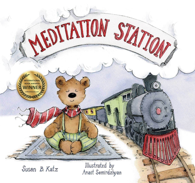 Estação de meditação_capa